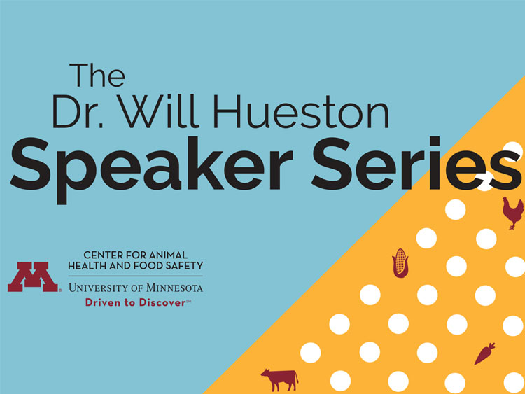 Hueston Speaker Series logo