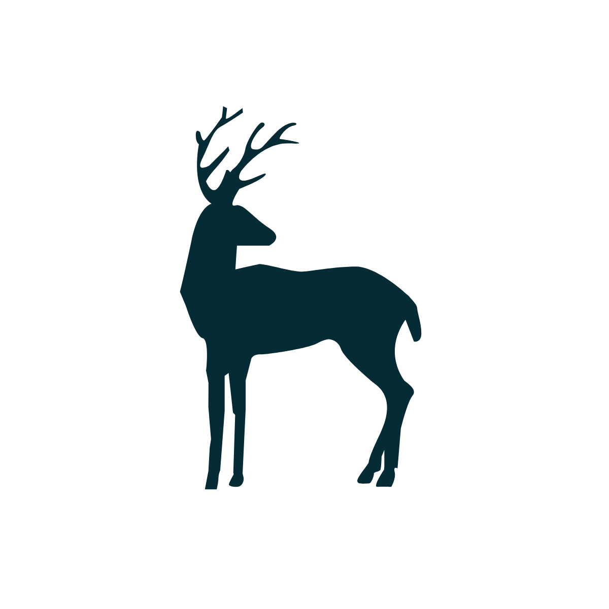 Icon of a deer